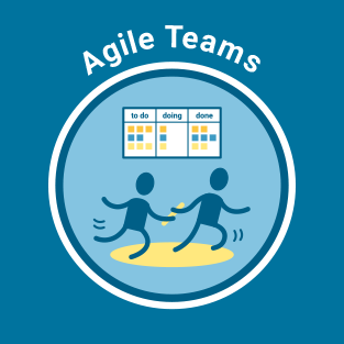 Agile Teams, agile Teamentwicklung, Claudia Thonet, Coaching und Training, Icon