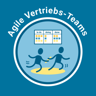 Agile Vertriebs-Teams, Agile Teamentwicklung, Claudia Thonet, Coaching und Training, Icon