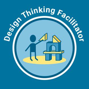 Design Thinking Facilitator, Online-Kurs, Claudia Thonet, Coaching und Training, Icon