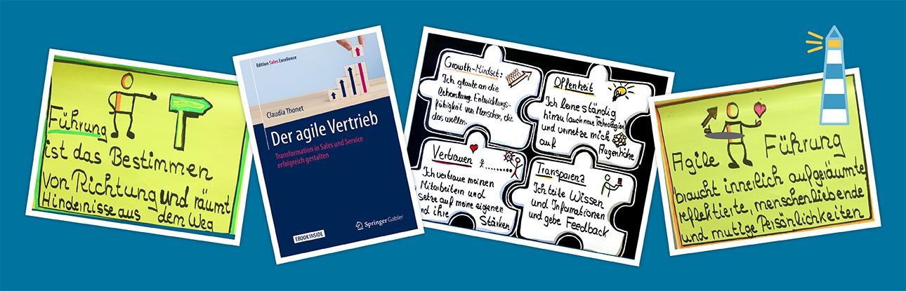 Online-Workshop: Agile Führung im Vertrieb, kompakt, Claudia Thonet & Team