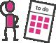Planning, Meeting, Icon